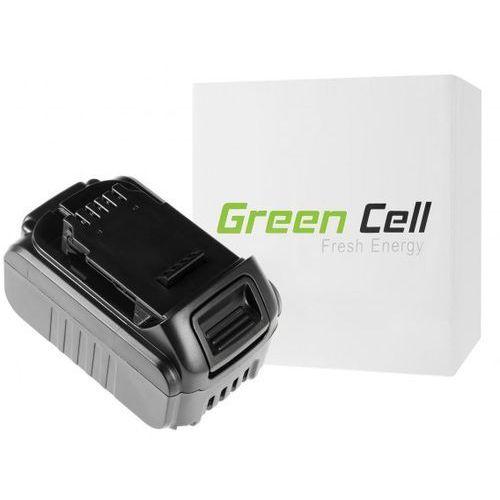 Bateria akumulator  do dewalt dcb184 dcb182 dcb180 18v 5ah marki Green cell
