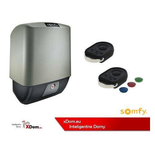 Somfy 1216595 elixo 2000 230v rts standard pack (2 piloty 4-kanałowe keygo rts)