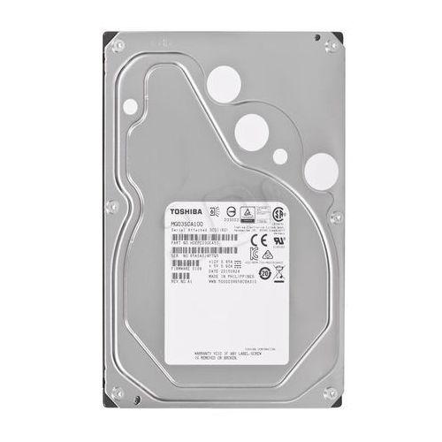 Dysk twardy Toshiba MG03SCA100, MG03SCA100