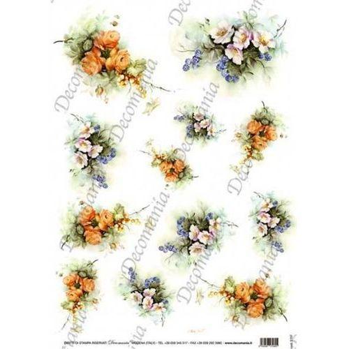 Papier ryżowy 35x50 cm marki Decomania