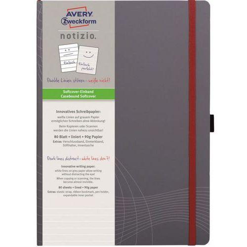 Notatnik Avery Zweckform Notizio Standard 7020 A4/80k. kratka