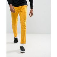 skinny chinos in yellow - yellow marki Asos