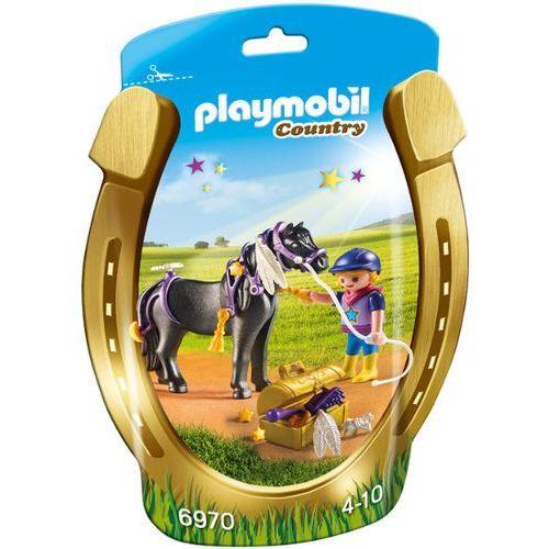 Playmobil COUNTRY Kucyk z ozdobą gwiazdka 6970