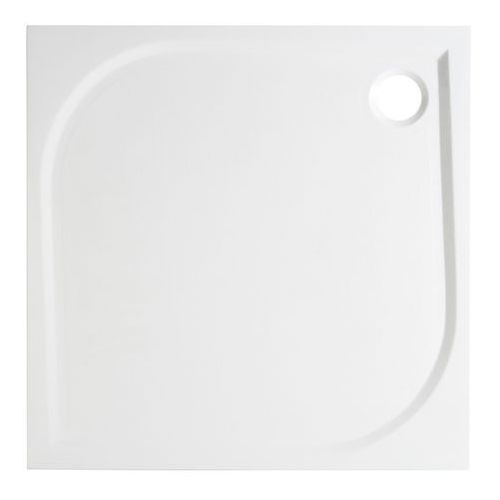 Brodzik konglomeratowy kwadratowy GoodHome Limski 70 x 70 cm, WBKWA_00039
