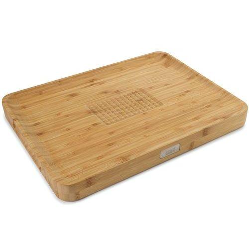 Deska do krojenia cut&carve bamboo marki Joseph joseph