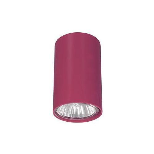 EYE rose S SPOT SUFITOWY 9,5cm fioletowa 5252 - Fiolet, 5252