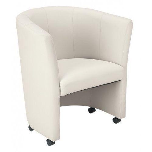 Nowy styl Krzesło club roll - do poczekalni i sal konferencyjnych, konferencyjne, na nogach, stacjonarne