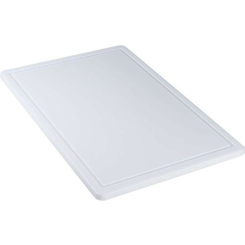 Stalgast Deska z polipropylenu haccp biała