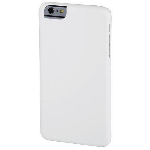 Hama etui Rubber do iPhone 6 Plus biały, kolor biały