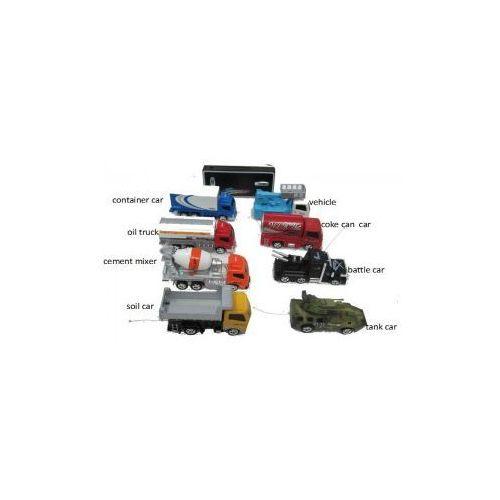 Mini Samochód RC (m.in. betoniarka, wywrotka, beczka, ciężarówka)