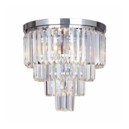 Zuma line Fc17106/4+1-chr amedeo lampa sufitowa chrom/chrome, fc17106/4+1-chr