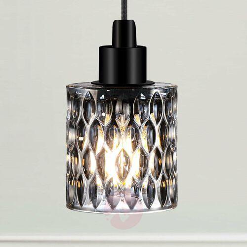 holly lampa wisząca szkło, 1-punktowy - skandynawski - obszar wewnętrzny - holly - czas dostawy: od 2-3 tygodni marki Nordlux