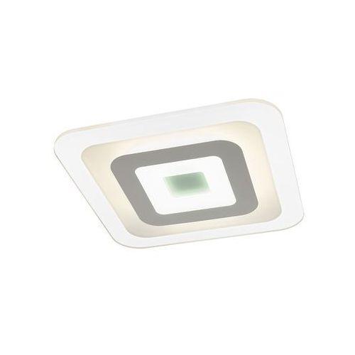 Plafon reducta 1 97086 oprawa sufitowa 36w led 3500lm 2700-5000k biały/satynowy marki Eglo