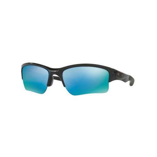 Okulary Słoneczne Oakley OO9200 QUARTER JACKET Polarized 920016, kolor żółty