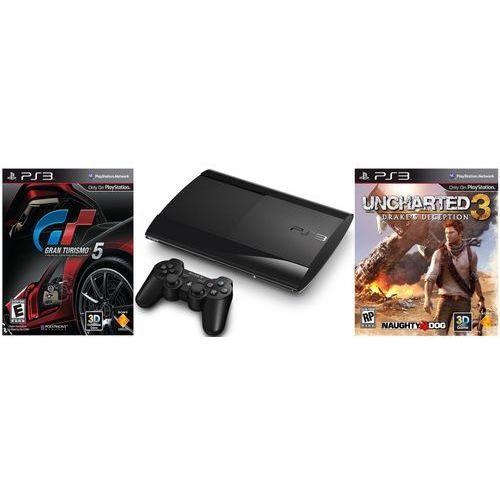 OKAZJA - Konsola Sony PlayStation 3 Super Slim 500GB
