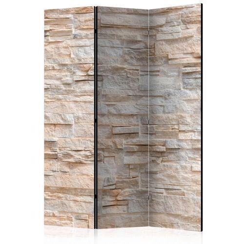 Artgeist Parawan 3-częściowy - kamienne wyrafinowanie [room dividers]