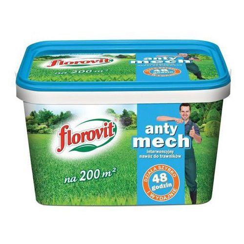 Florovit Antymech nawóz do trawnika : pojemność - 4 kg (5900498015102)