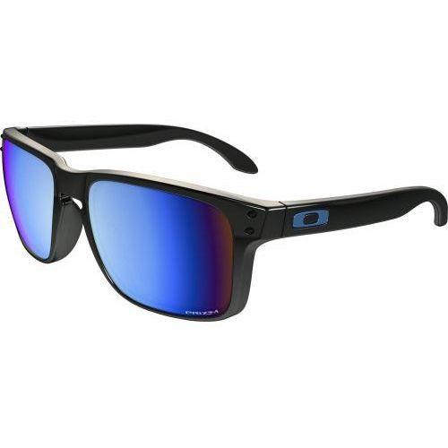 Okulary Oakley Holbrook Polished Black Prizm Deep H2O Polarized OO9102-C155