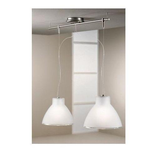 Lampa wisząca campana nikiel 330 żarówka led gratis!, 4433 marki Linea light