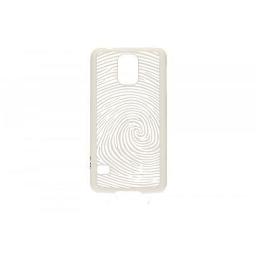 TB Etui Samsung S5 linie papilarne biały - sprawdź w wybranym sklepie