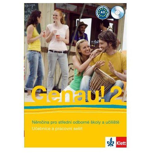 Genau! 2 - Němčina Pro Soš A Učiliště (Učebnice + Ps + 2cd)