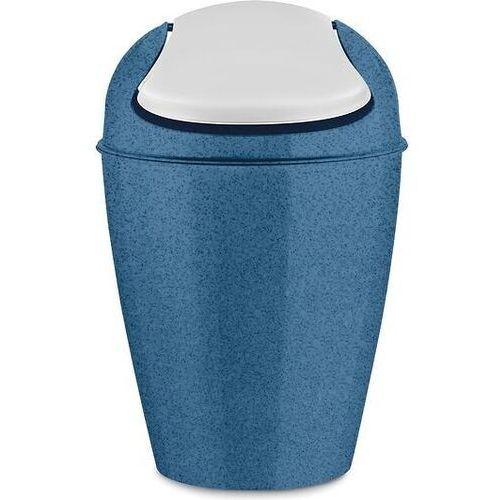 Koziol Kosz na śmieci del s organic ciemnoniebieski