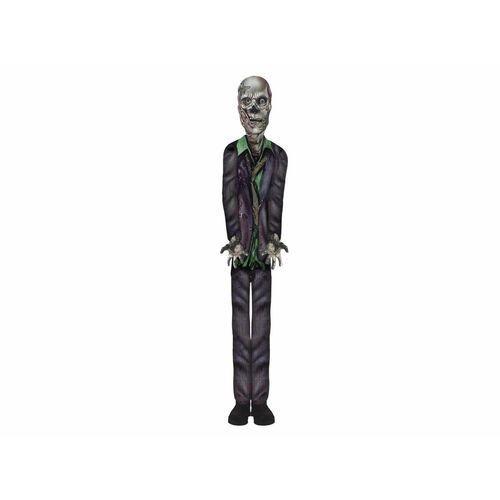 Dekoracja halloweenowa na ścianę Zombie - 152 cm - 1 szt.