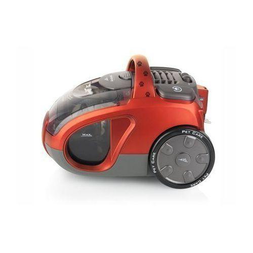 ETA Vacuum cleaner ETA149390020 Bagged, Red, 800 W, 2.2 L, A, A, C, C, 77 dB, HEPA filtration system, 230 V (8590393258499)