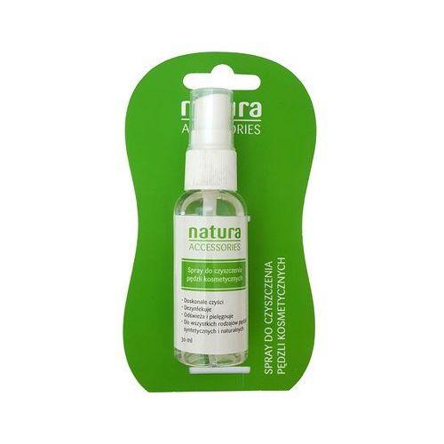 accessories spray do czyszczenia pędzli 30 ml marki Natura