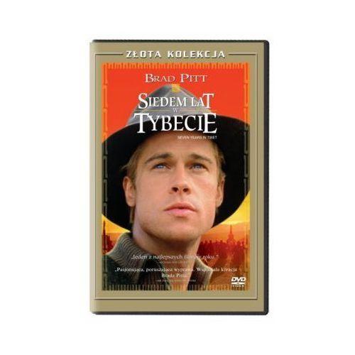 Siedem lat w Tybecie (DVD) - Jean Jacques Annaud (5903570142499)