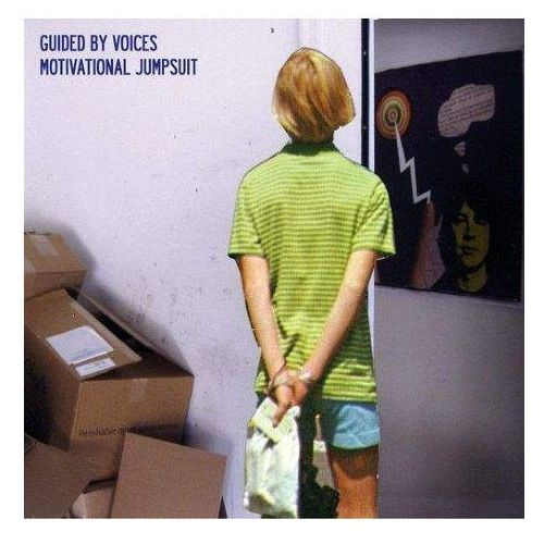 Guided by voices - motivational jumpsuit marki Fire