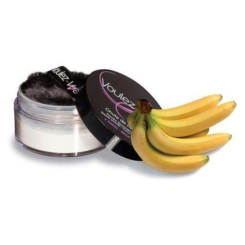 Voulez vous paris Smaczny pyłek do ciała - voulez-vous... edible body powder banan