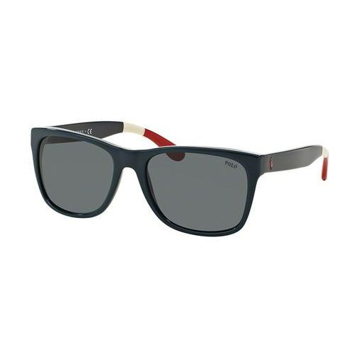 Polo ralph lauren Okulary słoneczne ph4106 pop color 556987
