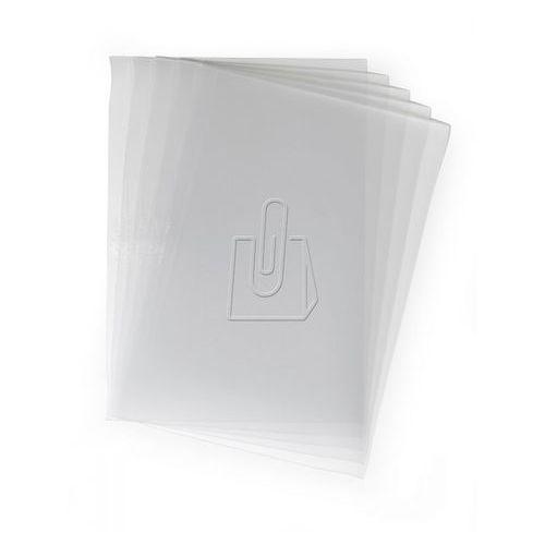 Obwoluty Durable A4 do grzbietów zaciskowych 100 szt. 2943-19