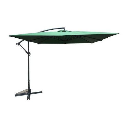 Rojaplast parasol 8080 boczny (270x270cm) zielony (8595226701678)