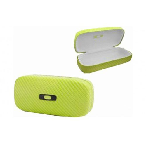 square hard case neon yellow etui na okulary 100-270-002 marki Oakley