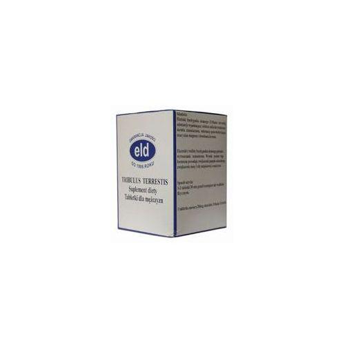 Tribulus Terrestis 60 kaps - najniższa cena i najwyższa jakość ()