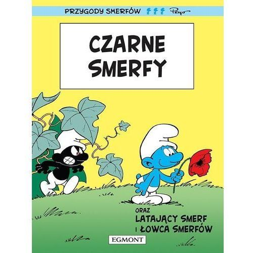 Smerfy. Tom 14. Czarne Smerfy (9788328135932)