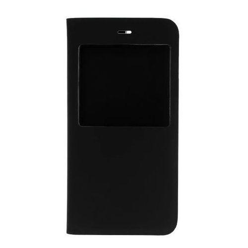 Flip Leather Czarny | Etui z klapką dla Apple iPhone 7