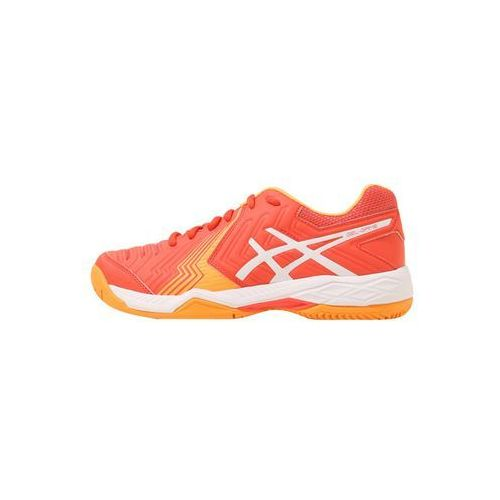ASICS GEL GAME 6 CLAY Obuwie do tenisa Outdoor coralicious/white/orange pop (4549846649555)