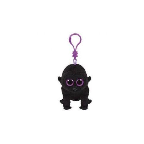 Beanie boos george - czarny goryl - brelok marki Ty