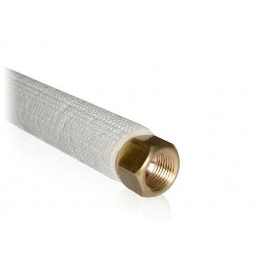 Gotowa do podłączenia rura miedziana w otulinie 1/2cala (12,70mm) 1mb (EBR12M1), EBR12M1