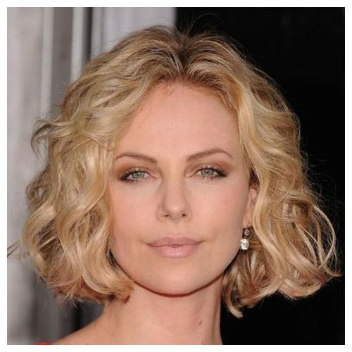 Rosegal Short centre parting shaggy curly synthetic wig