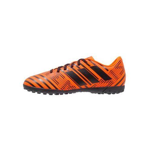 adidas Performance NEMEZIZ 17.4 TF Korki Turfy solar orange/core black, CCY78