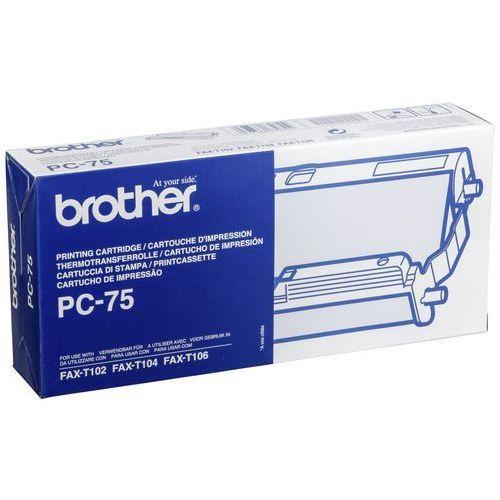 Folia pc-75 do faksów (oryginalna) marki Brother