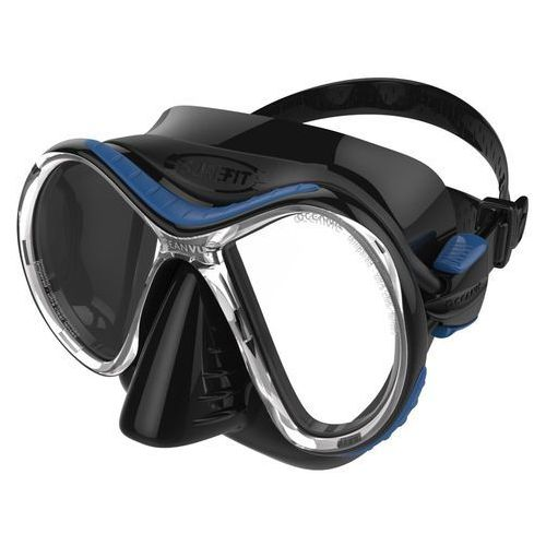 Oceanic oceanvu (czarny silikon)