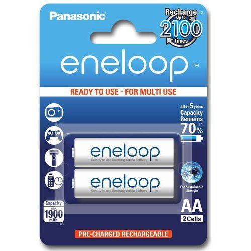 Panasonic Eneloop AA 1900 mAh 2100 cykli 2szt., kup u jednego z partnerów