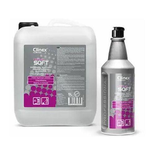 Clinex Dispersion soft 5l - uniwersalny, błyszczący preparat ochronny do posadzek
