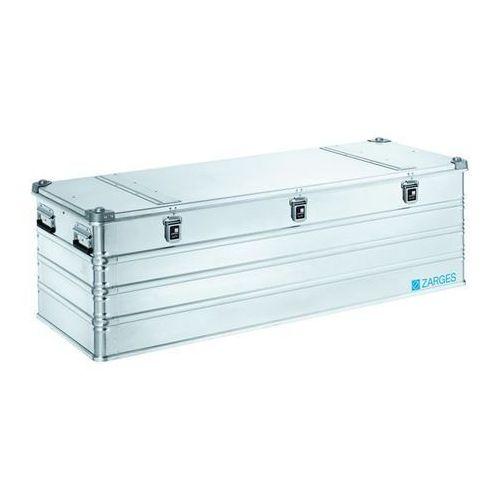 Zarges Aluminiowa skrzynka transportowa, poj. 396 l, dł. x szer. x wys. wewn. 1550x550x
