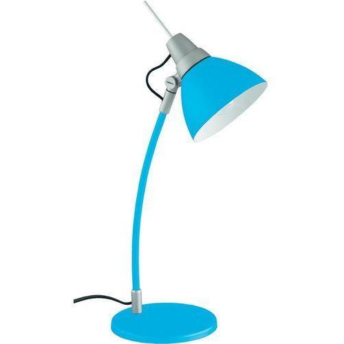 Brilliant Lampa stołowa jenny 92604/03, e14 x 1, 40 w, 230 v, (Øxw) 15 cmx43 cm, niebieski (4004353105913)